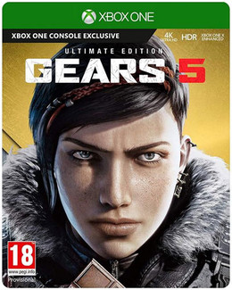 Gears 5 - Ultimate Edition UK-Import