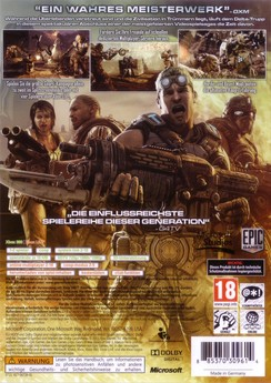 Gears of War 3 (PEGI)