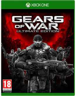 Gears of War: Ultimate Edition UK-Import