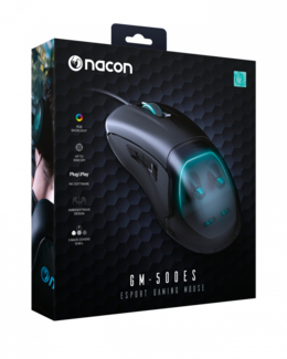 Nacon GM-500 E-Sport Gaming Mouse