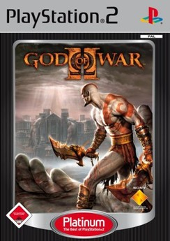 God of War 2 - Platinum