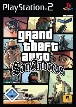 Grand Theft Auto San Andreas - GTA