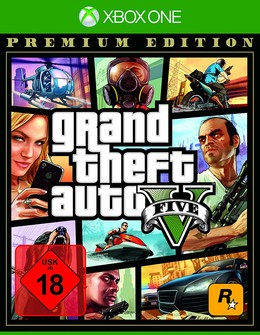 Grand Theft Auto V - GTA 5  - Premium Edition