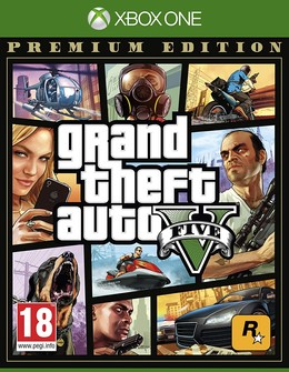 GTA 5 - Premium Edition [AT-Import]
