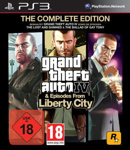 GTA - Grand Theft Auto 4 Complete Edition