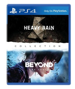 Heavy Rain + Beyond: Two Souls Collection
