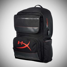 HyperX Raider Backpack Schwarz