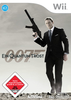 James Bond: Ein Quantum Trost
