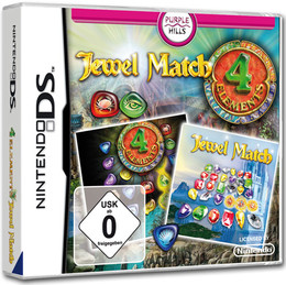 2 in 1 DS Jewel Match + 4 Elements