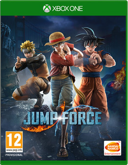 Jump Force PEGI