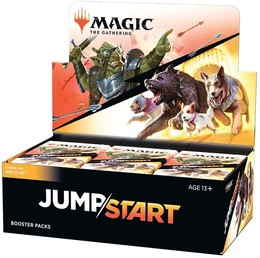 Jump Start Booster (20 Karten) - Magic The Gathering ENG