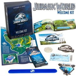 Jurassic World - Welcome Kit