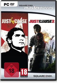 Just Cause + Just Cause 2 - Square Enix Masterpieces