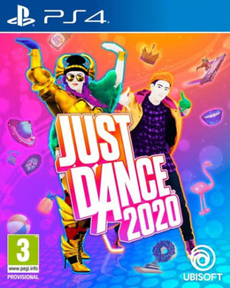 Just Dance 2020 PEGI