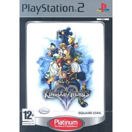 Kingdom Hearts 2 - Platinum