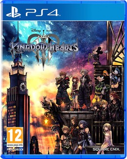 Kingdom Hearts 3 III AT-Import