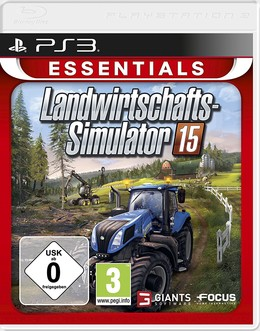 Landwirtschafts-Simulator 15 Essentials