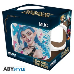 League of Legends - Tasse Vi vs Jinx 320 ml