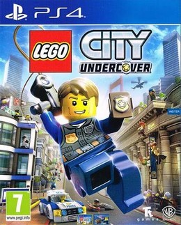 Lego City Undercover UK-Import