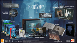 Little Nightmares II - TV Edition