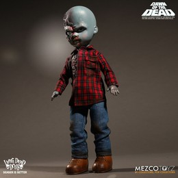 Living Dead Dolls: Dawn of the Dead - Plaid Shirt Zombie