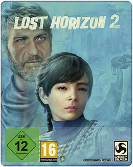 Lost Horizon 2  PC  (Steelbook)