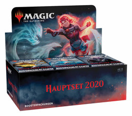 Magic The Gathering: Hauptset 2020 - Booster - DE
