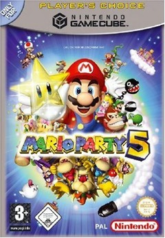 Mario Party 5 - Players Choice