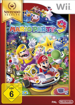 Mario Party 9 (NINTENDO SELECTS)