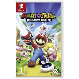 Mario & Rabbids Kingdom Battle UK-Import