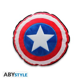 Marvel Kissen - Captain America Schild