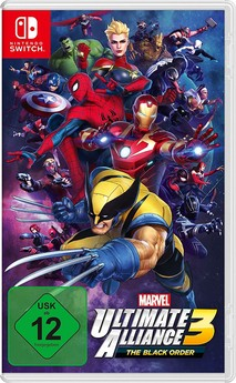 Marvel Ultimate Alliance: The Black Order