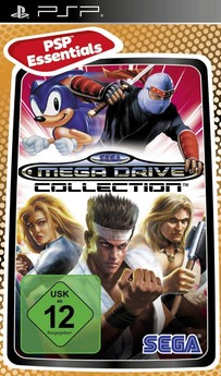 Mega Drive Collection - Essentials