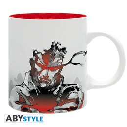Metal Gear Solid Tasse - Solid Snake 320 ml
