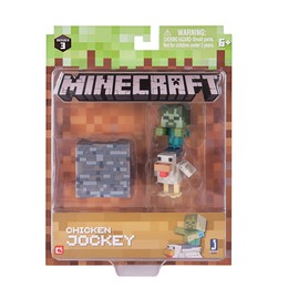 Minecraft - Chicken Jockey