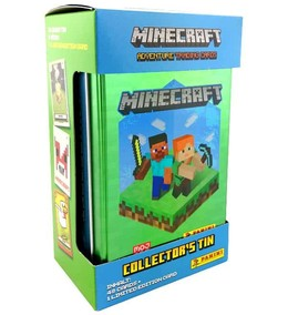 Minecraft Classic Tin Box