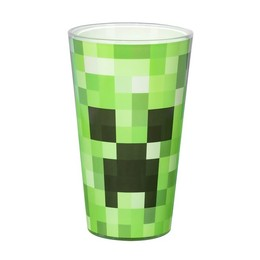Minecraft Glas - Creeper