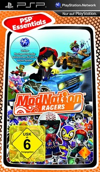 ModNation Racers (Essential)