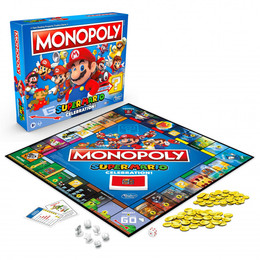 Monopoly Super Mario Celebration - DEUTSCH