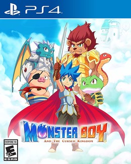 Monster Boy And The Cursed Kingdom US-Import