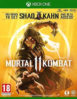 Mortal Kombat 11 Day-1 AT-Import