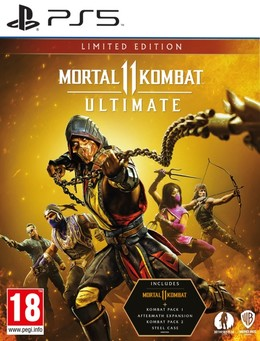Mortal Kombat 11 Ultimate - Limited Edition [PEGI]