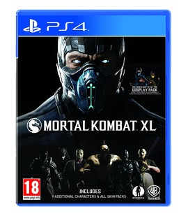 Mortal Kombat XL AT-Import