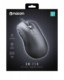 Nacon - PC Gaming Mouse weiß