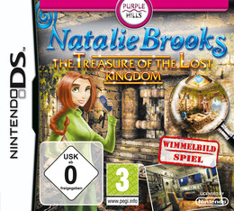 Natalie Brooks: Treasure of the lost kingdom