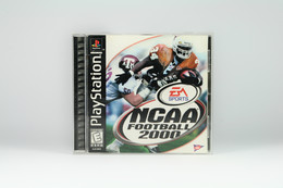 NCAA Football 2000 US-INTSC