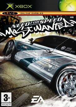 Need for Speed Most Wanted (PEGI)