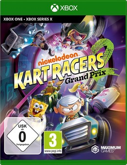 Nickelodeon Kart Racer 2 - Grand Prix