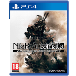 NieR: Automata Game of the YoRHa Edition UK-Import