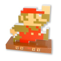 Super Mario Retro Wecker Mario